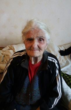 Насърчение за баба Вълка