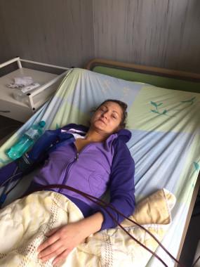 Животоспасяваща трансплантация за Роси